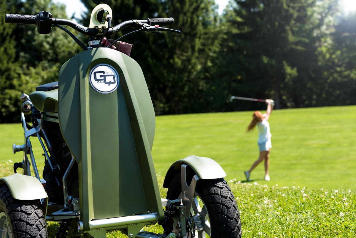 Golf Covid Free