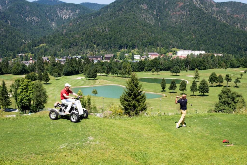 Il golf del futuro